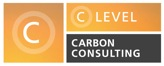 C LEVEL Carbon Consulting logo